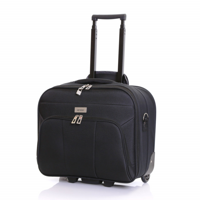 Minto Wheeled Laptop Case