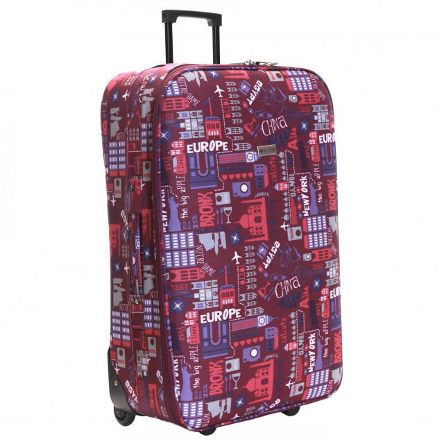 Algarve Large Lightweight Suitcase