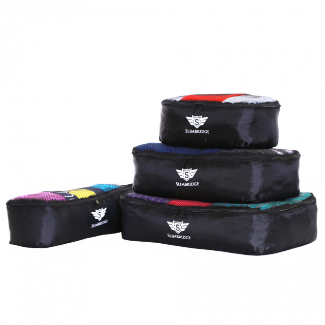 Milan Set of 4 Packing Cubes