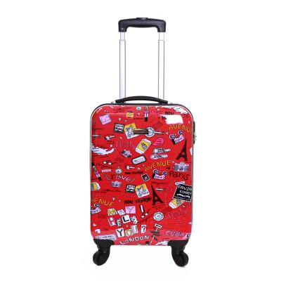 Dewberry 55 cm Hard Suitcase