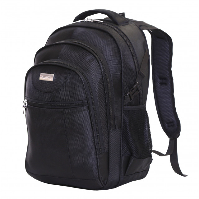 Karabar Burlington 40 Litre Laptop Backpack, Black