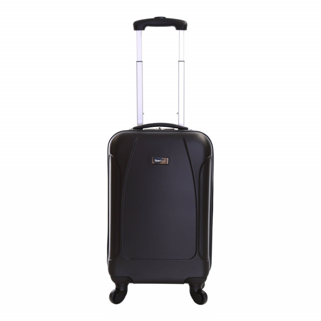 Karabar Evora 55 cm Hard Suitcase, Black