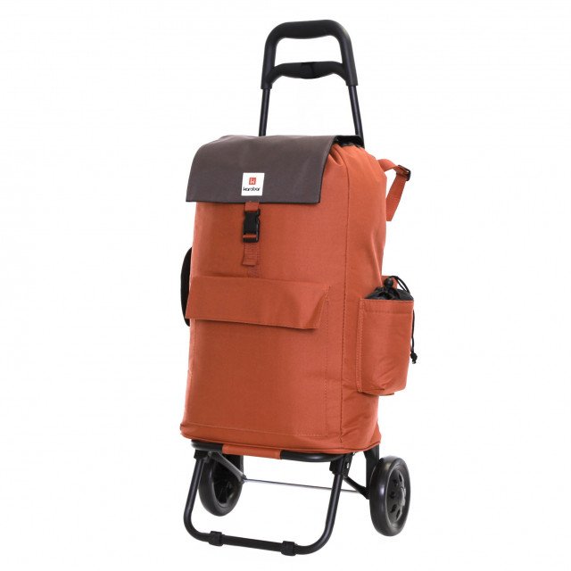 Halden Fully Insulated Shopping Trolley