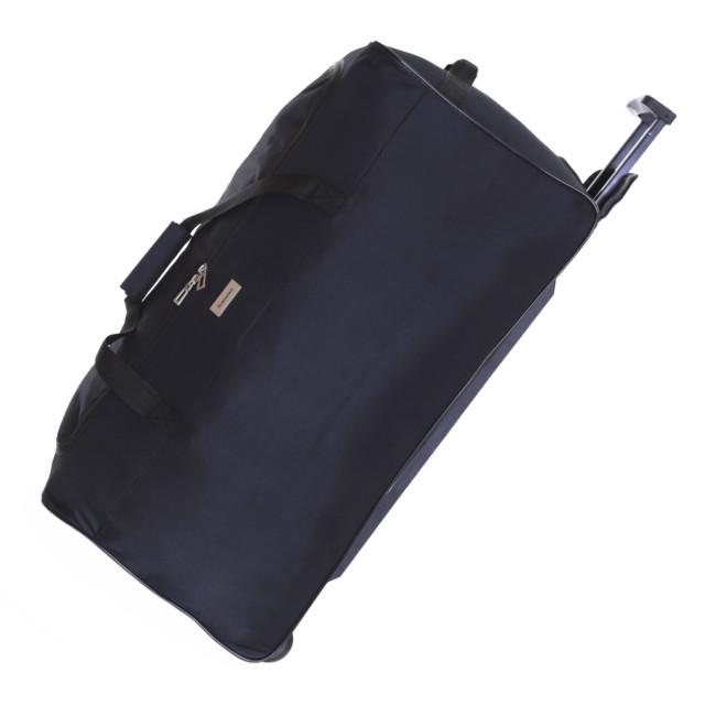 Slimbridge Braga 26 Inch Wheeled Bag, Black