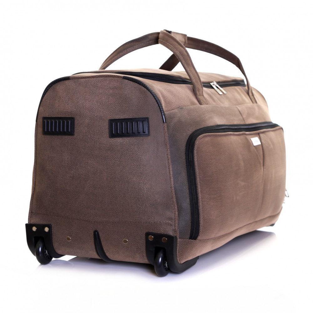 Karabar Anderson 34 Inch Wheeled Bag, Walnut Wheels