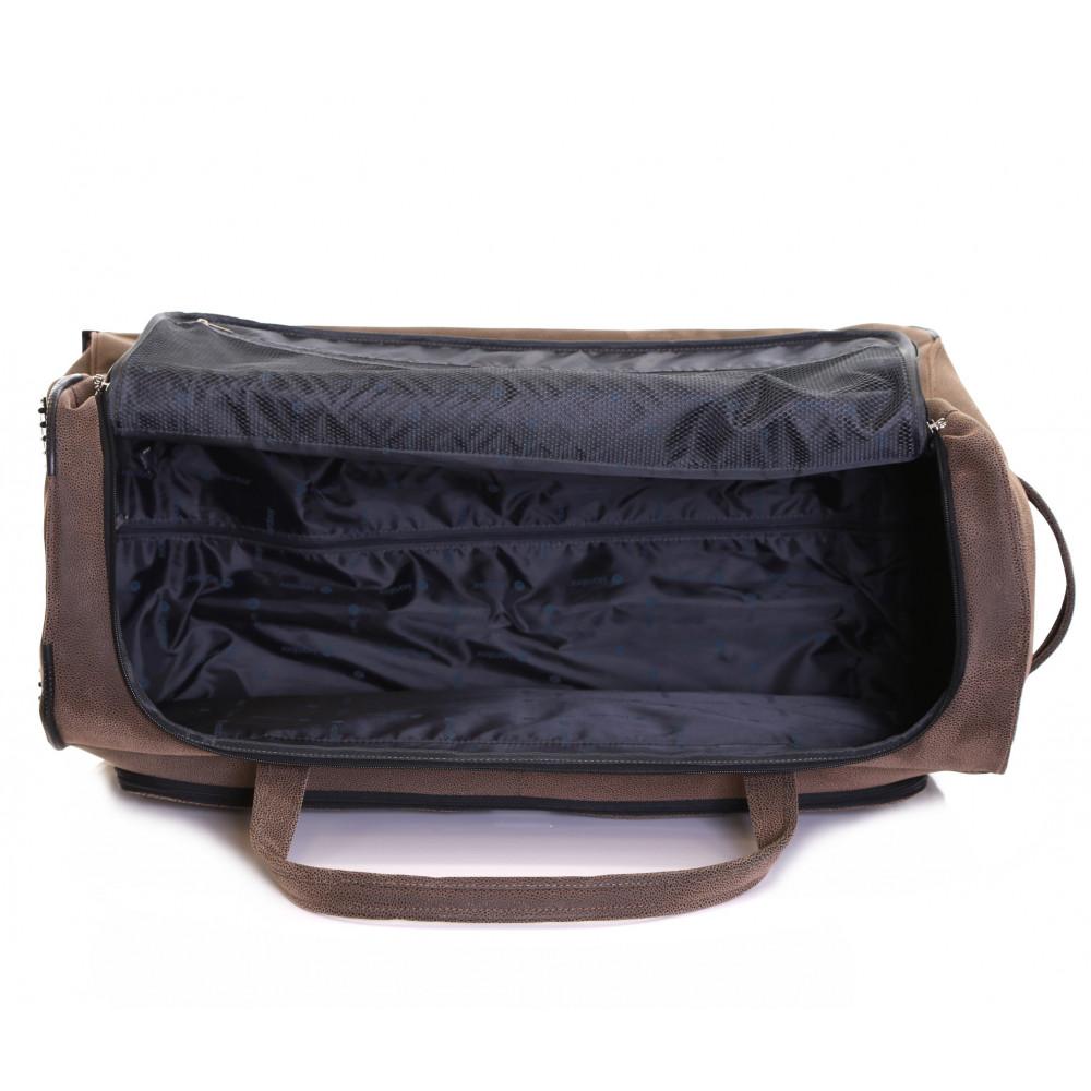Karabar Anderson 34 Inch Wheeled Bag, Walnut Inside