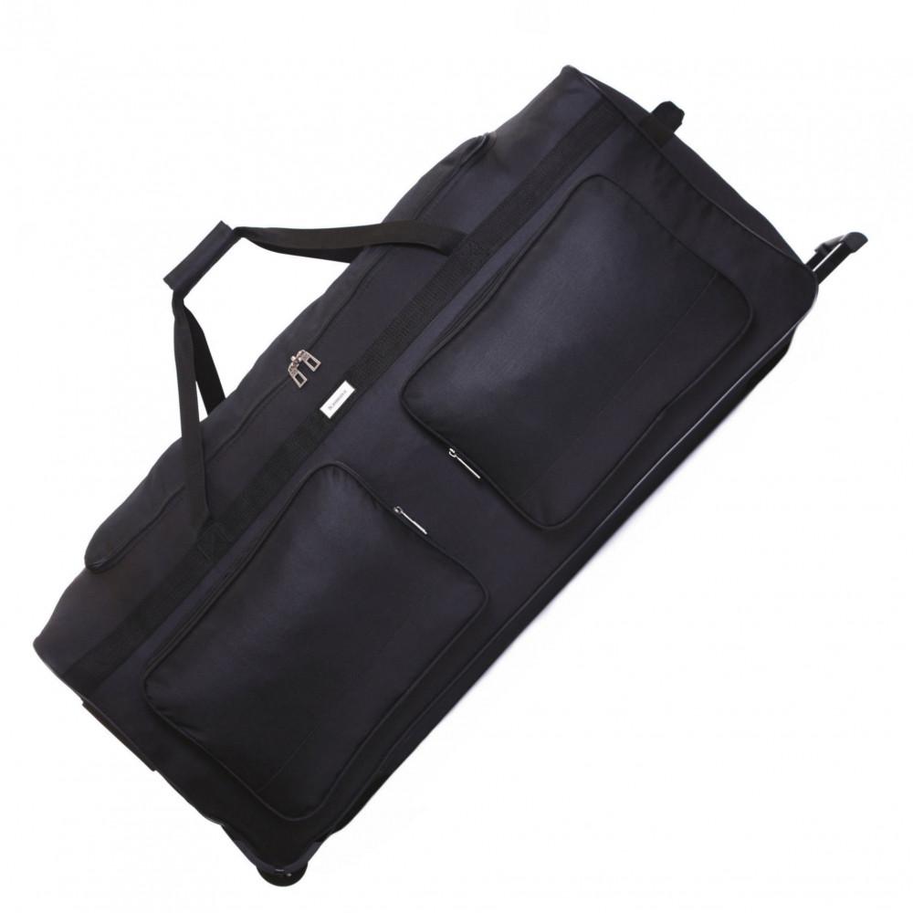 Karabar Alton 40 Inch Wheeled Bag, Black
