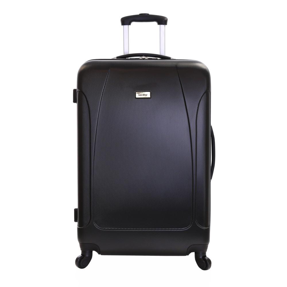 Karabar Evora 76 cm Hard Suitcase, Black