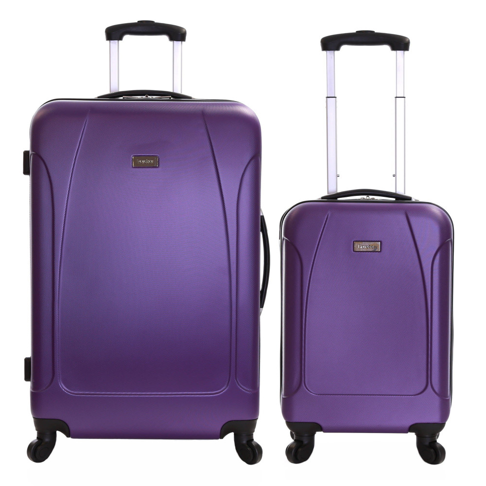 buy karabar evora set of 2 hard suitcases karabar. Black Bedroom Furniture Sets. Home Design Ideas
