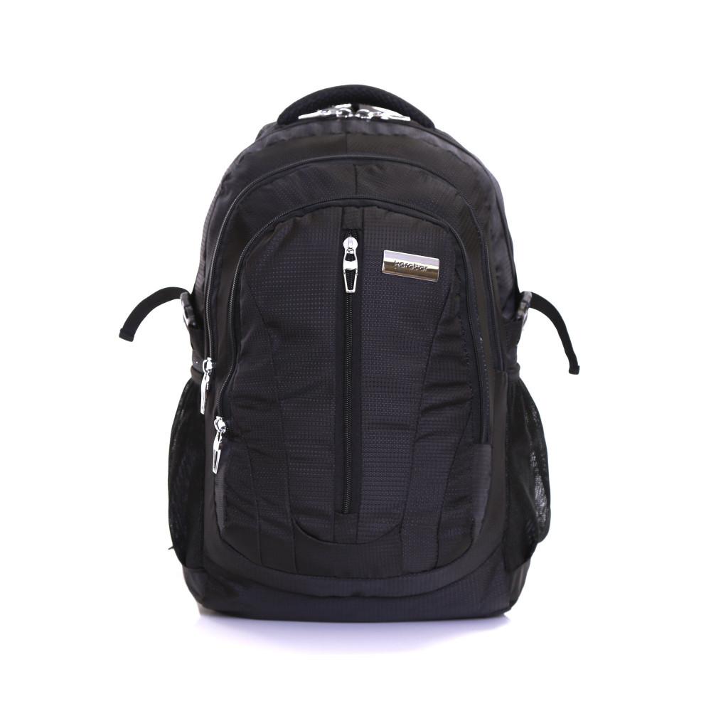 Karabar Foxford 30 Litre Backpack, Black Front