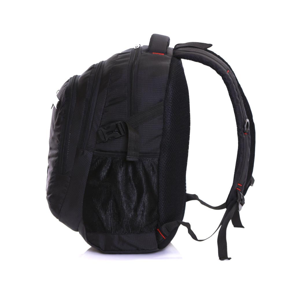 Karabar Foxford 30 Litre Backpack, Black Side
