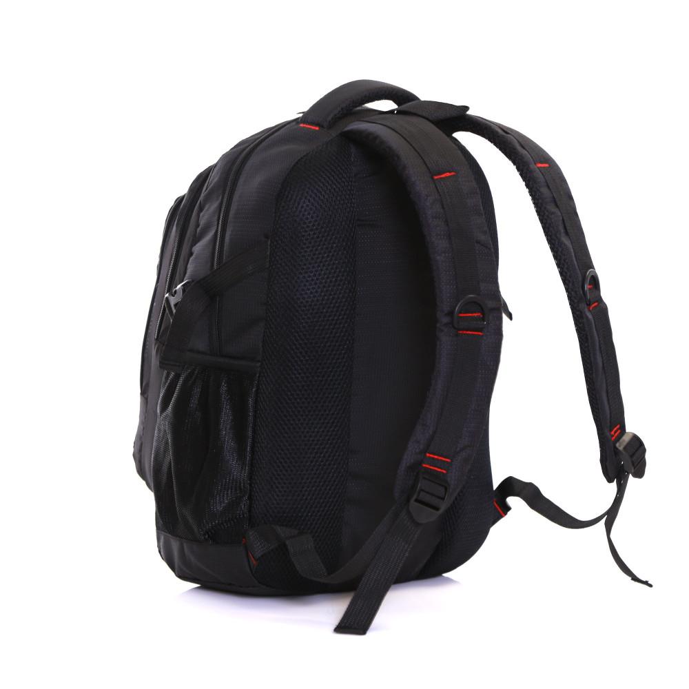 Karabar Foxford 30 Litre Backpack, Black Back