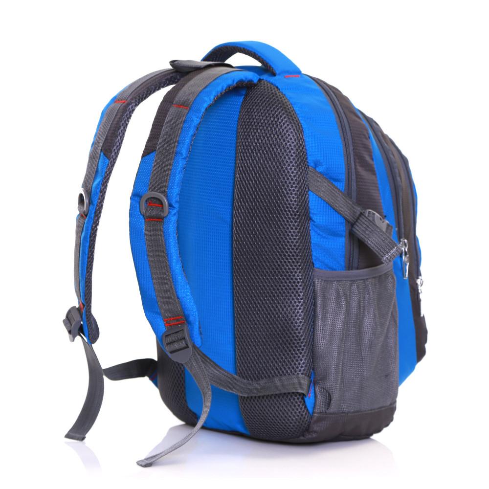 Karabar Foxford 30 Litre Backpack, Blue Back Side