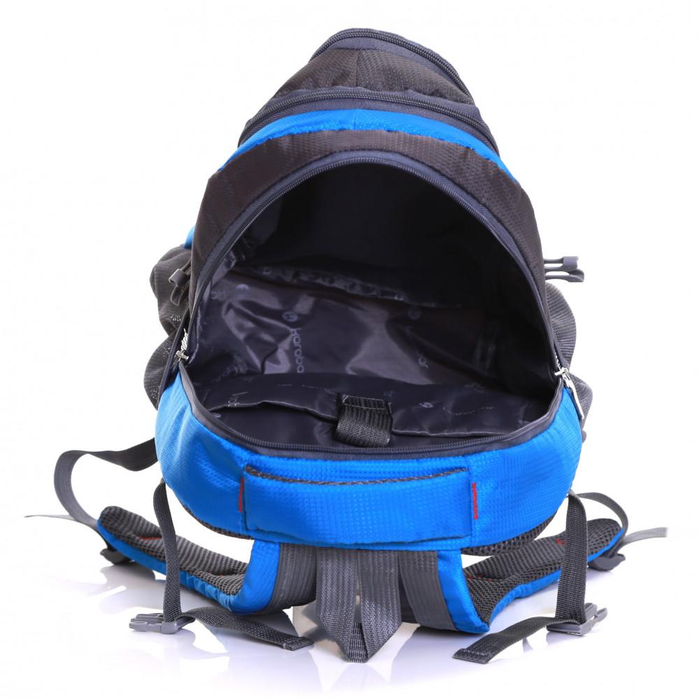 Karabar Foxford 30 Litre Backpack, Blue Inside