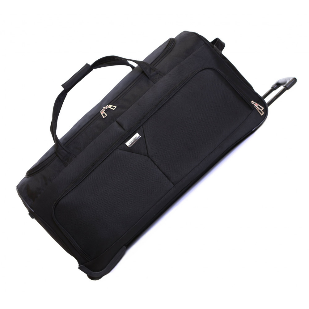 Karabar Girona 30 Inch Wheeled Bag, Black Main