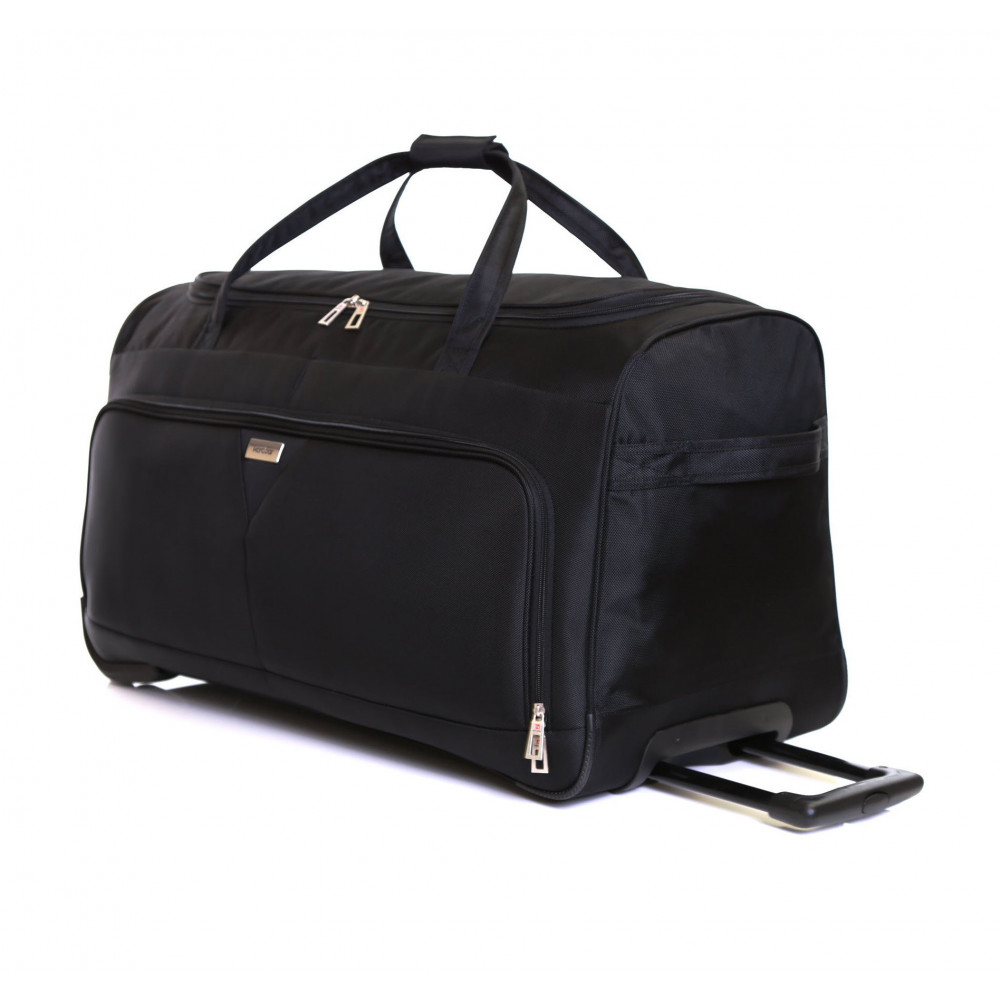 Karabar Girona 30 Inch Wheeled Bag, Black Trolley Handle