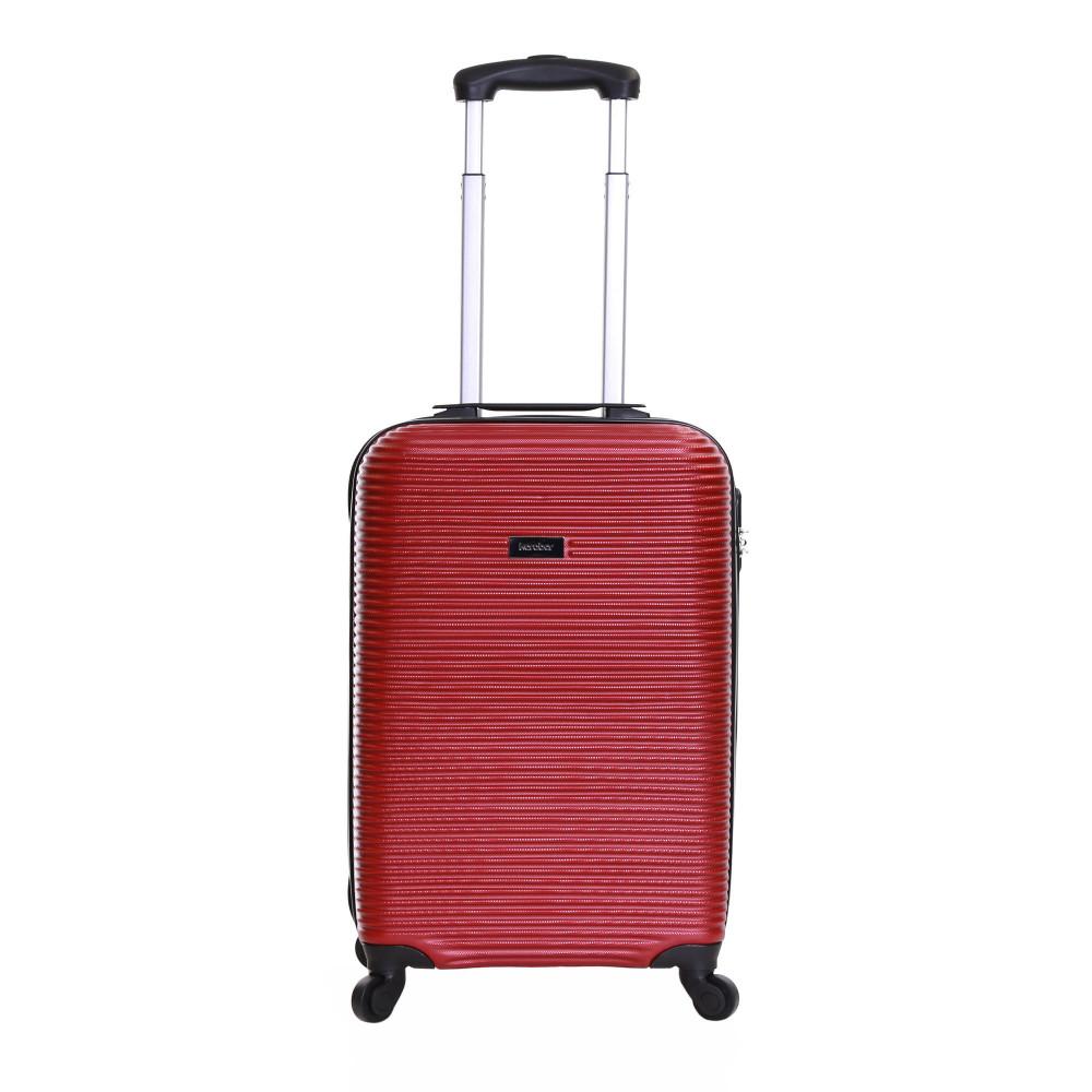 Karabar Grantham II 55 cm Hard Suitcase, Brick