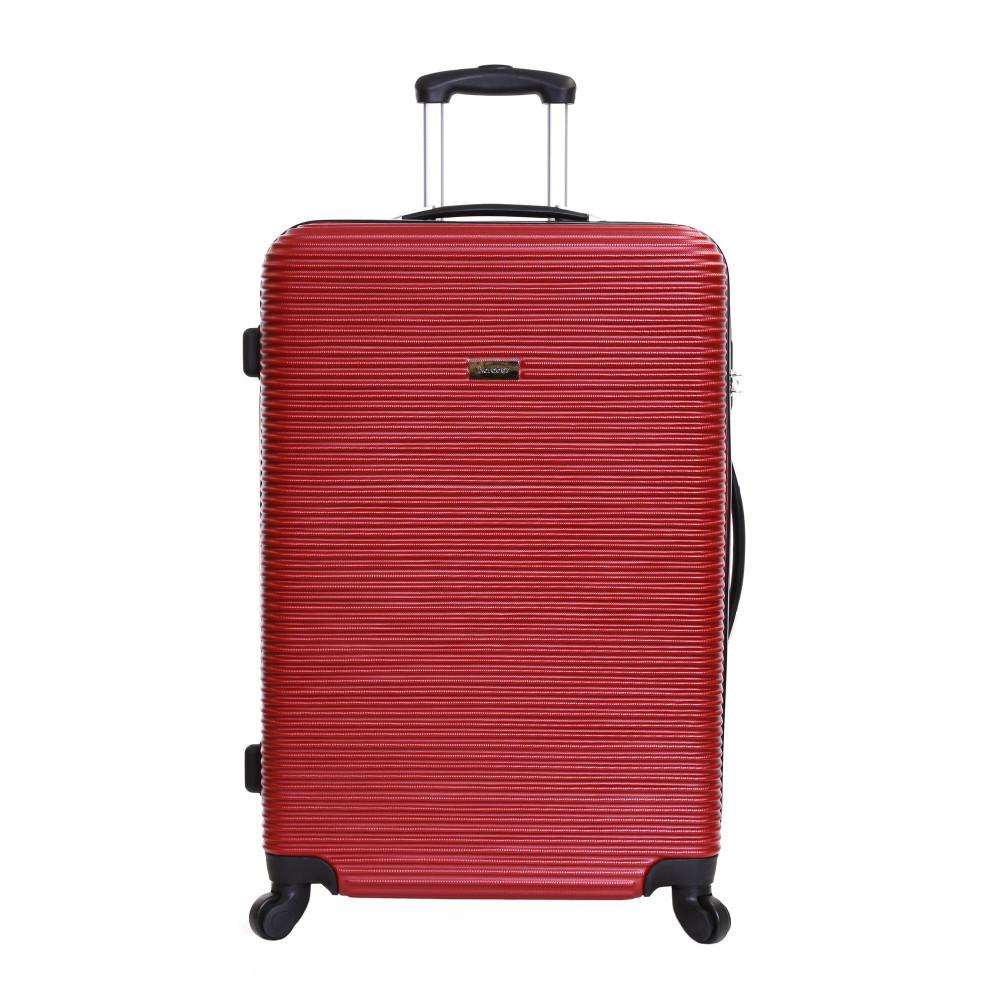 Karabar Grantham II 76 cm Hard Suitcase, Brick