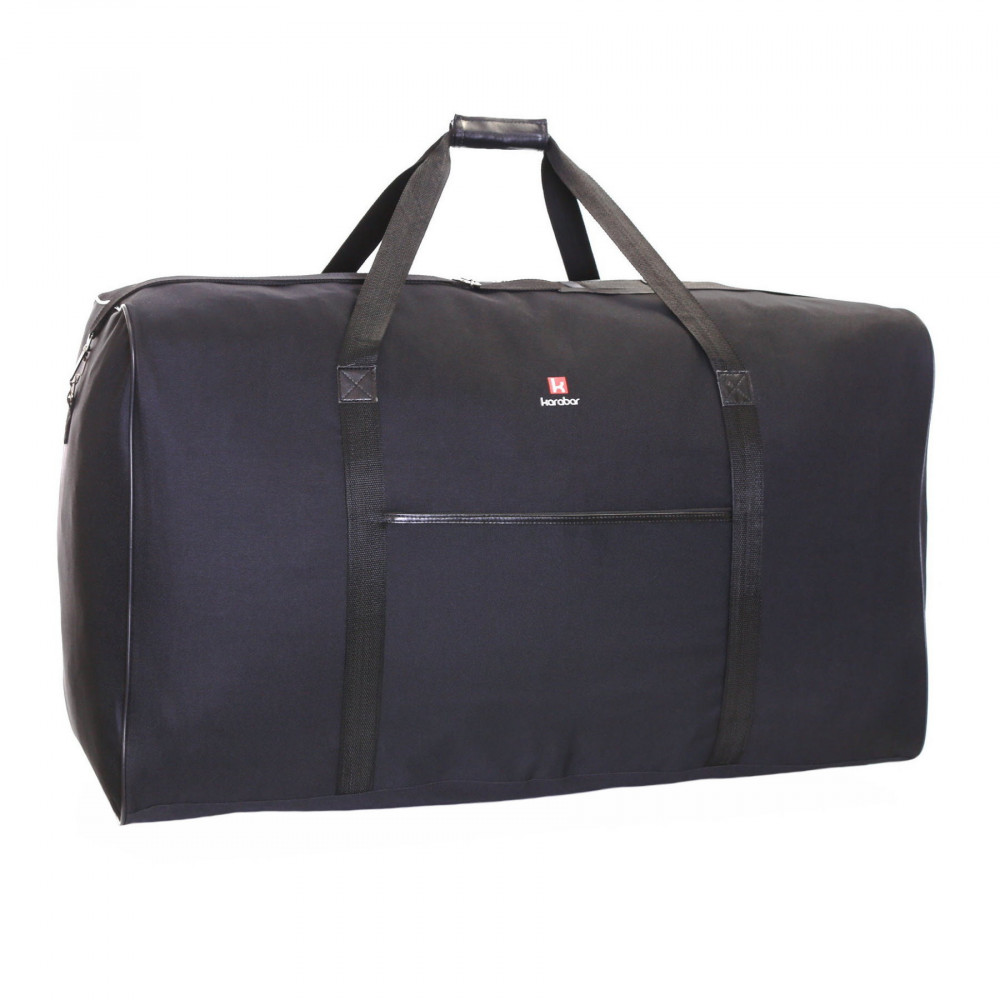 Karabar Lastur XXL 172 Litres Travel Bag, Black