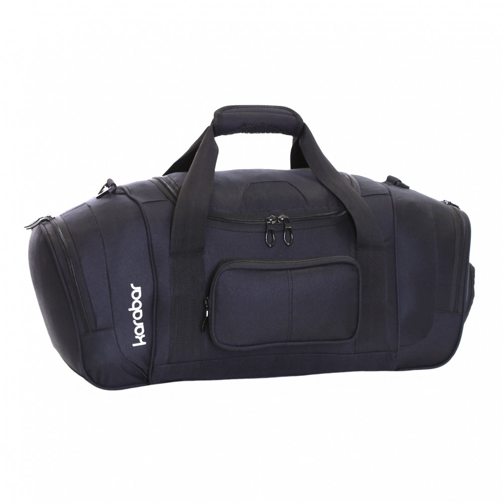 Karabar Lomond Sports/Gym Bag, Black