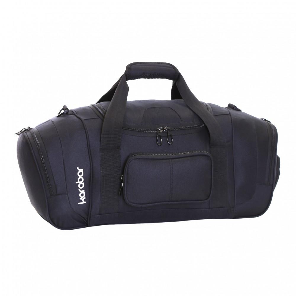 Karabar Lomond Sports/Gym Bag, Black