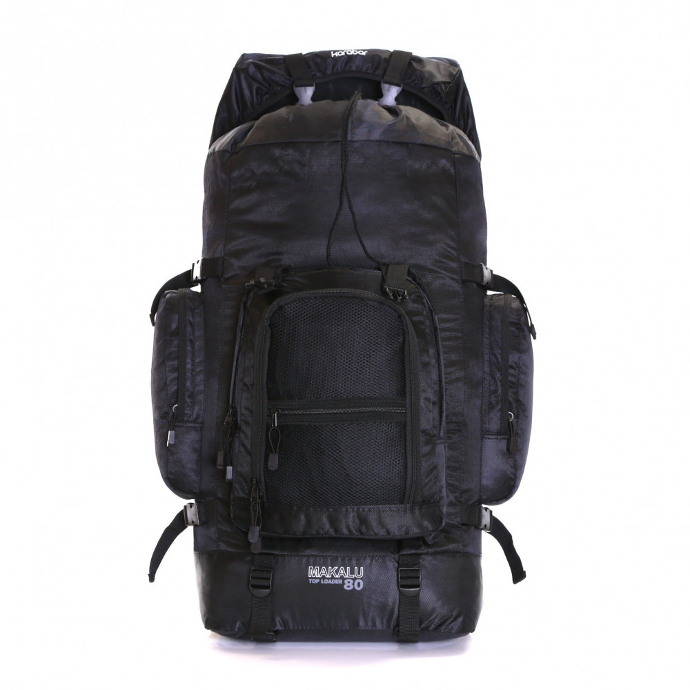Karabar Makalu 80 Litres Travel Backpack Top Loading