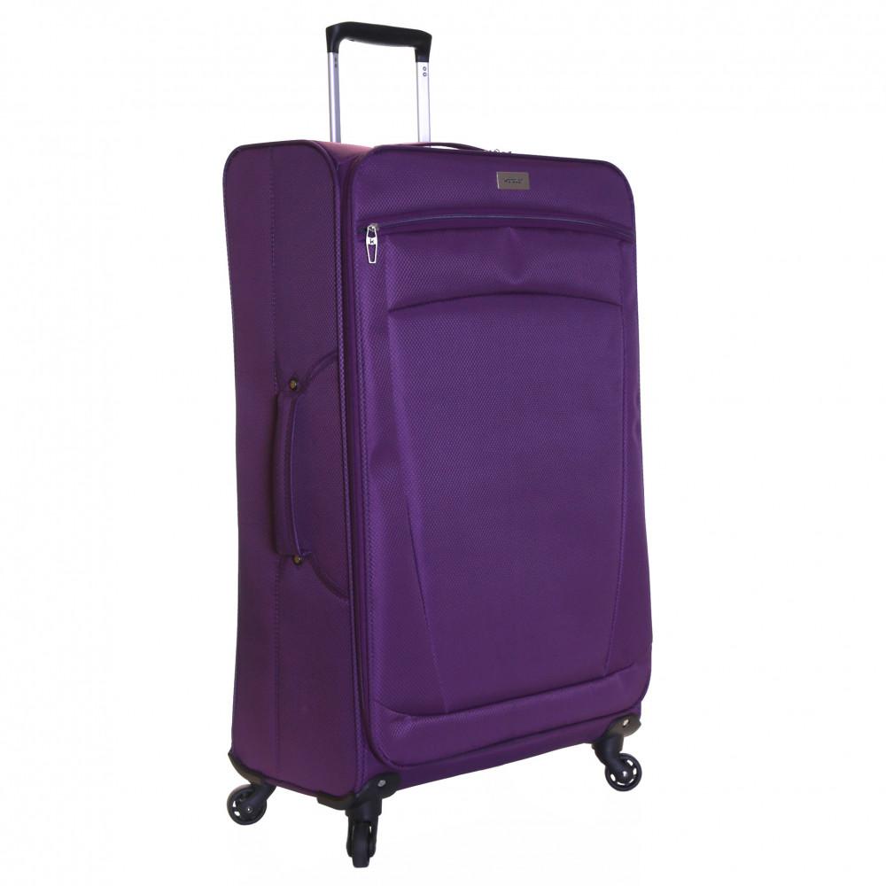 Karabar Marbella 79 cm Lightweight Suitcase, Aubergine