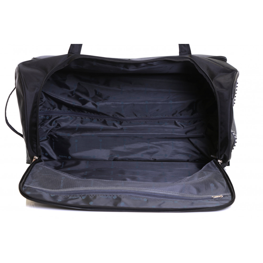 Karabar Montoro 34 Inch Wheeled Bag, Black Inside