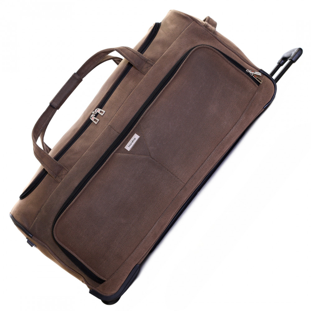 Karabar Portola 30 Inch Wheeled Bag, Walnut