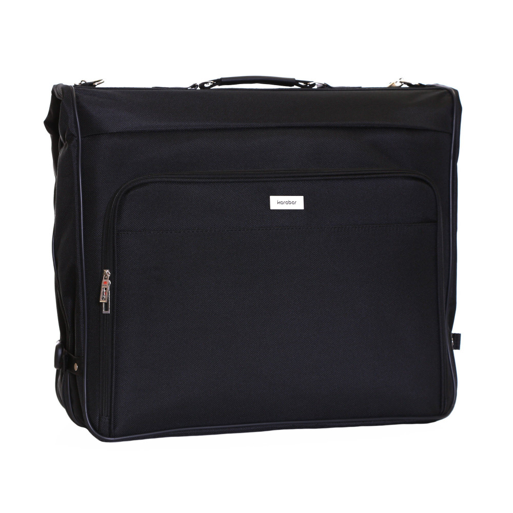 Karabar Potton Suit/Garment Carrier, Black