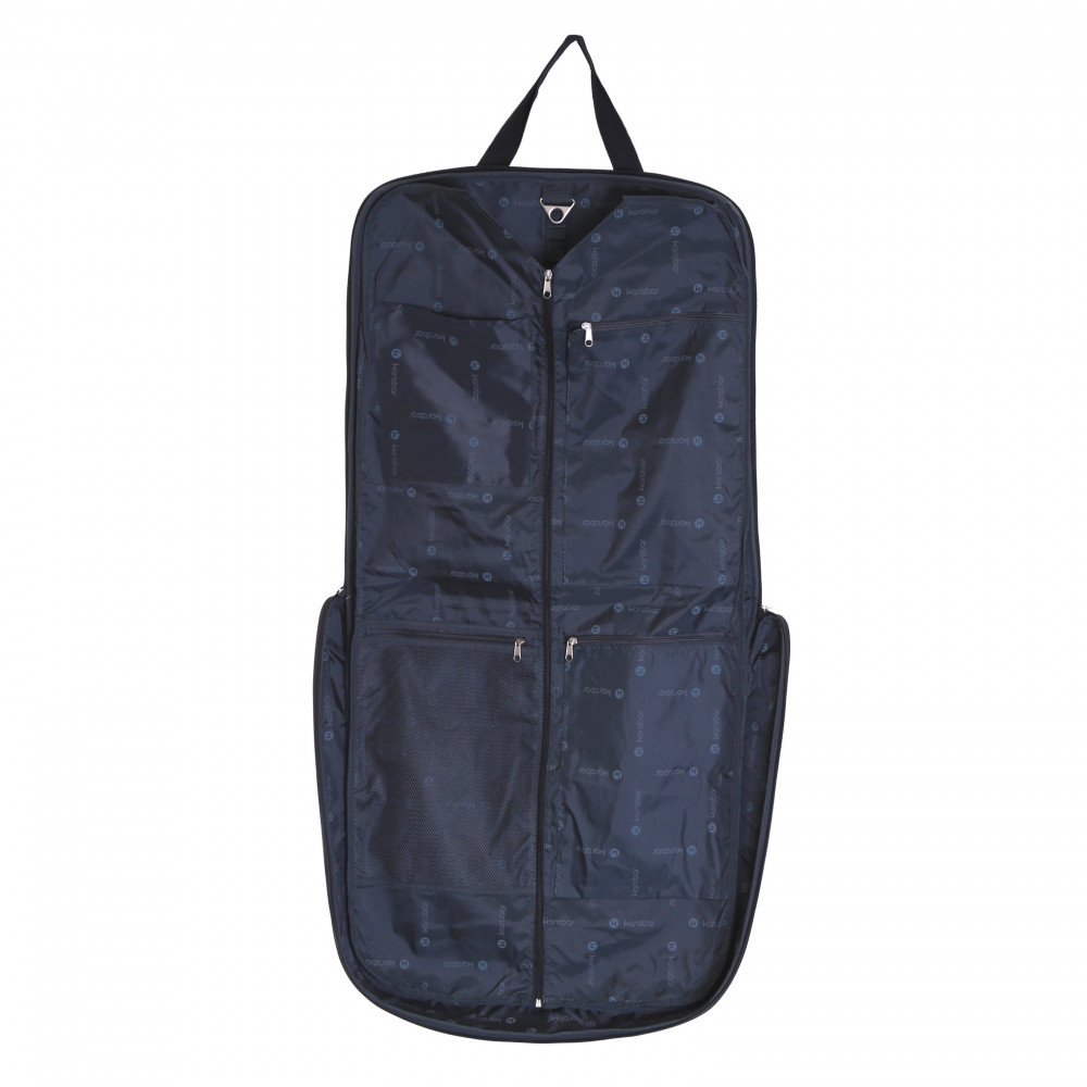 Karabar Salisbury Suit/Garment Carrier, Black Inside