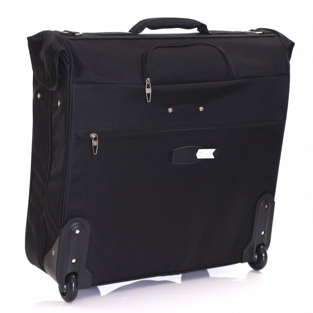 Karabar Stanley Wheeled Suit/Garment Carrier, Black Back