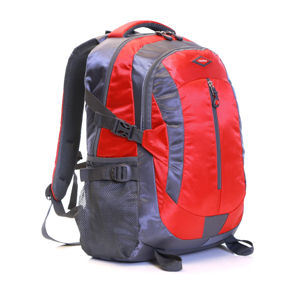 Karabar Stonehenge 25 Litre Hiking Backpack, Red