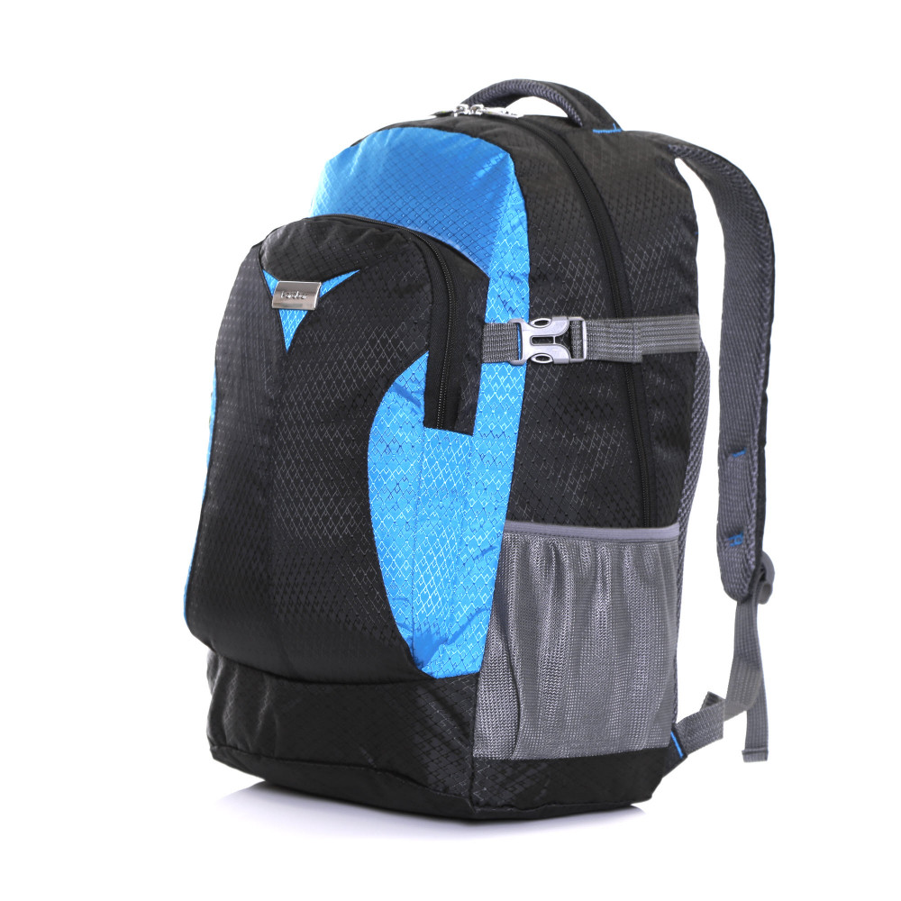 Karabar Stretton 40 Litre Backpack, Blue Side