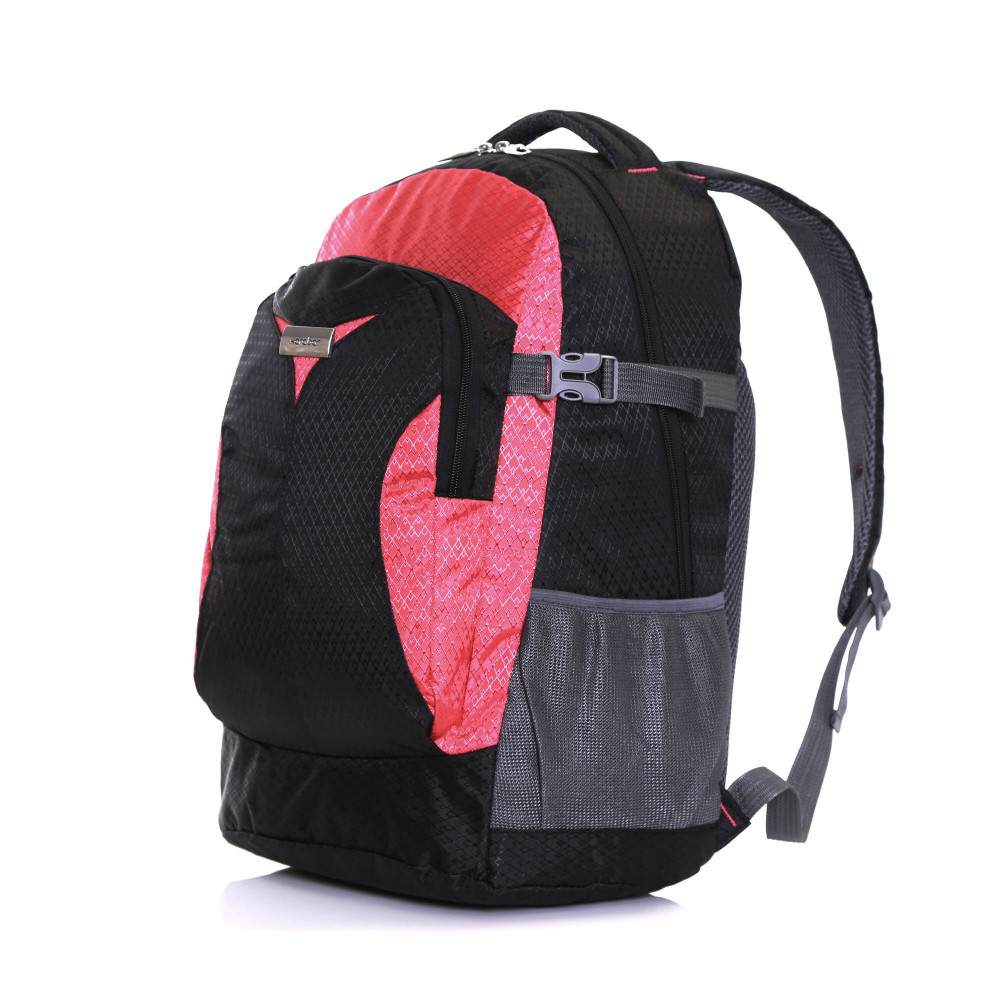 Karabar Stretton 40 Litre Backpack, Pink Side