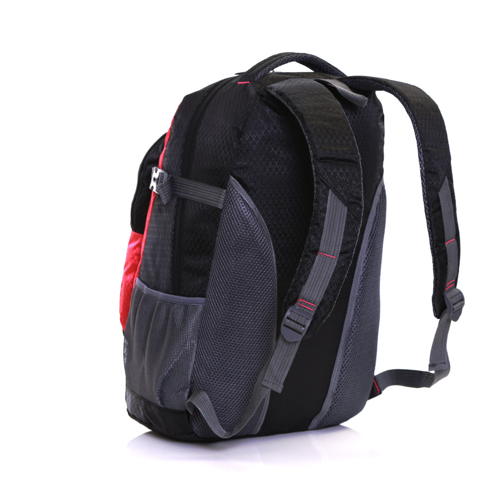 Karabar Stretton 40 Litre Backpack, Pink Back