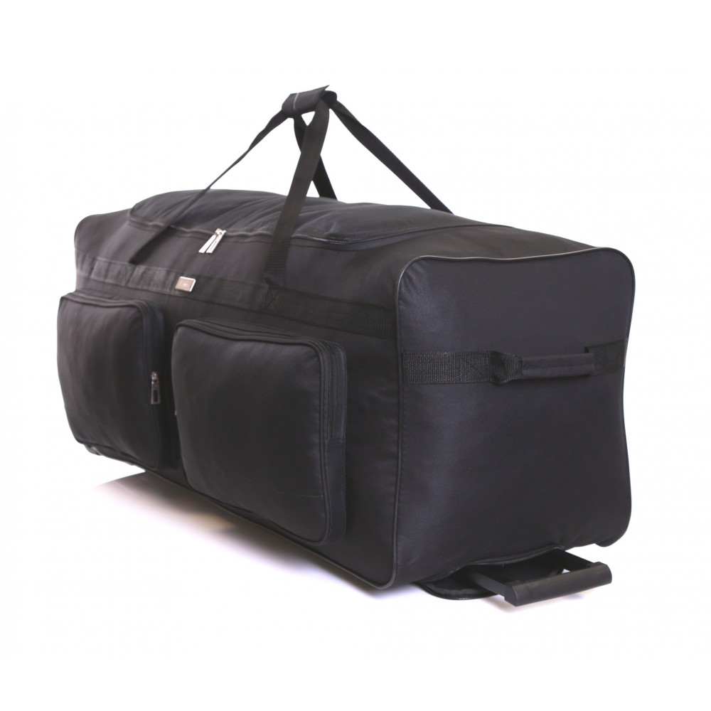 Slimbridge Loomis 40 Inch Wheeled Holdall, Black Handle