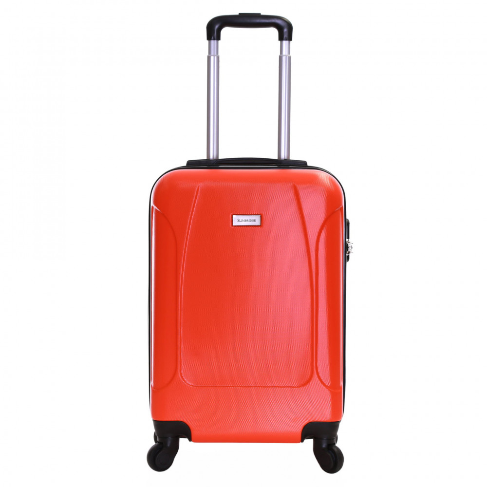 Slimbridge Alameda 55 cm Hard Suitcase, Orange