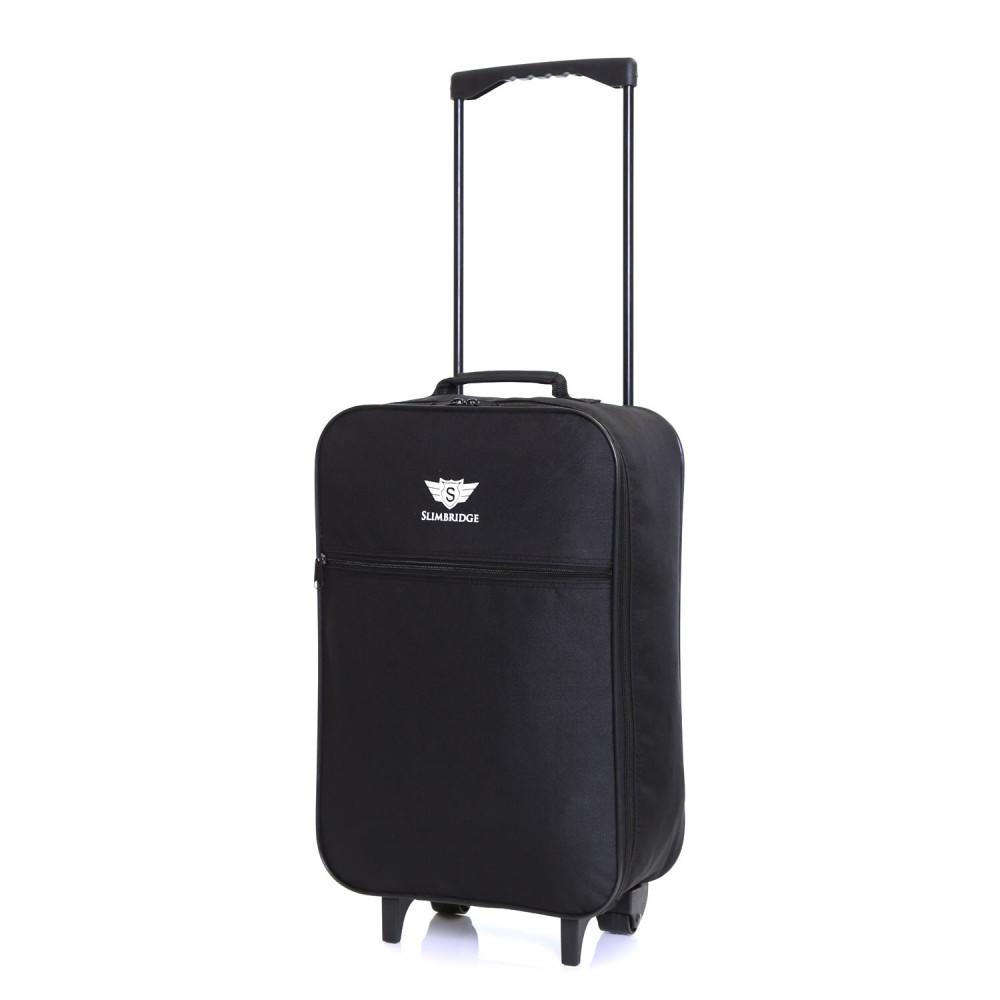 Slimbridge Barcelona Cabin Bag, Black