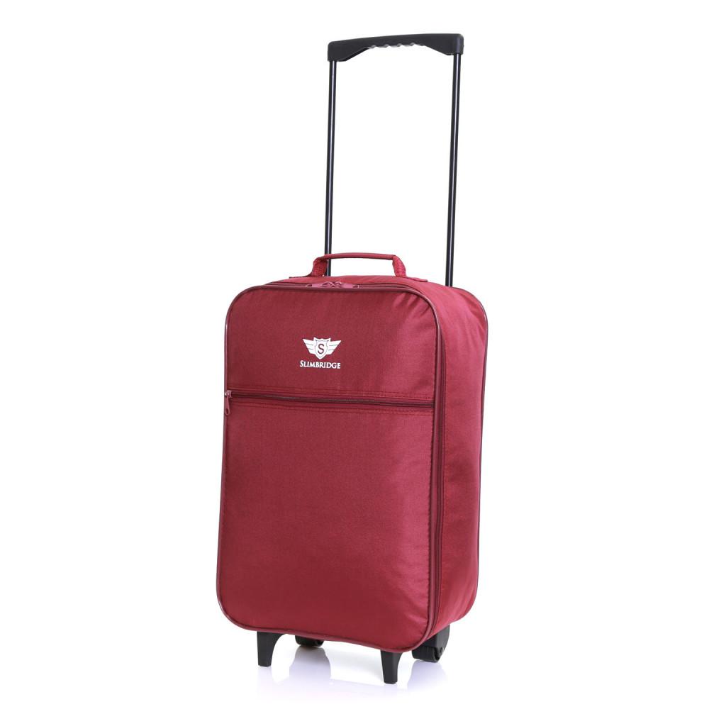 Slimbridge Barcelona Cabin Bag, Red