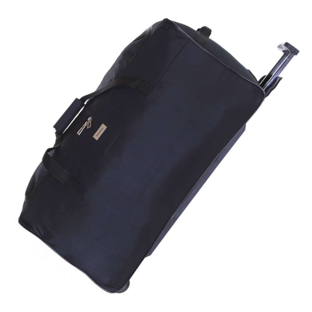Slimbridge Braga 26 Inch Wheeled Bag, Black