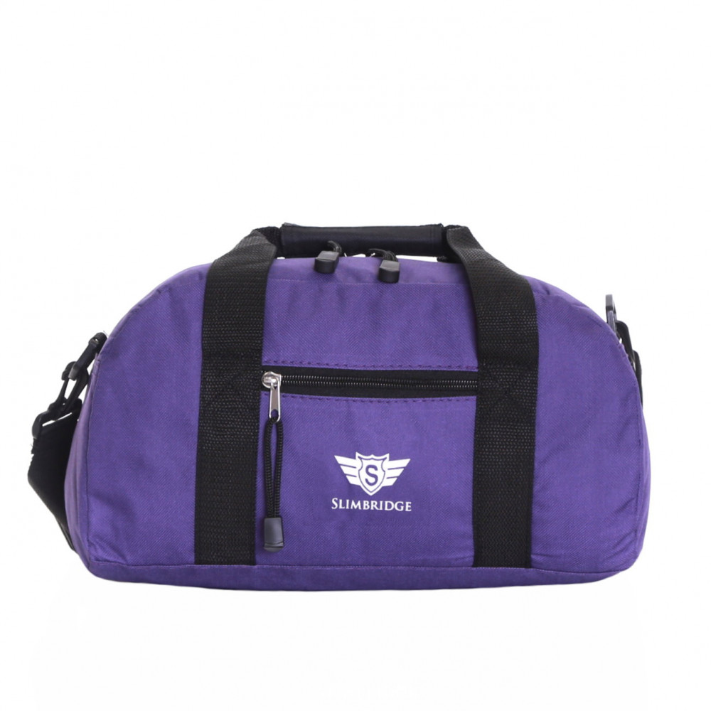 Slimbridge Elgin 35 x 20 x 20 cm Ryanair Small Cabin Bag, Purple