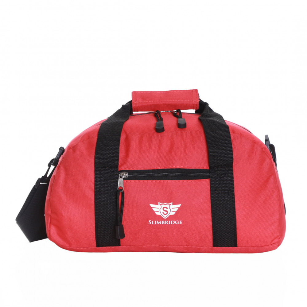 Slimbridge Elgin 35 x 20 x 20 cm Ryanair Small Cabin Bag, Red