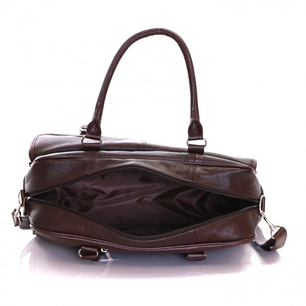 Buy Slimbridge Essen Leather Briefcase Karabar