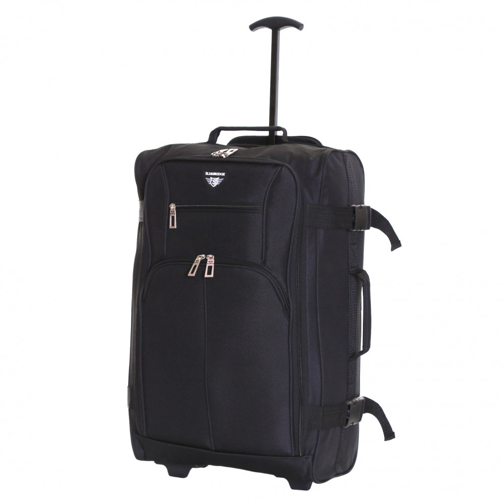 Slimbridge Lobos Cabin Trolley Bag, Black
