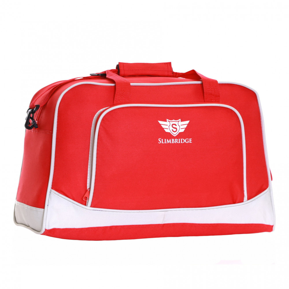 Slimbridge Prague Small Wizzair Cabin Bag, Red