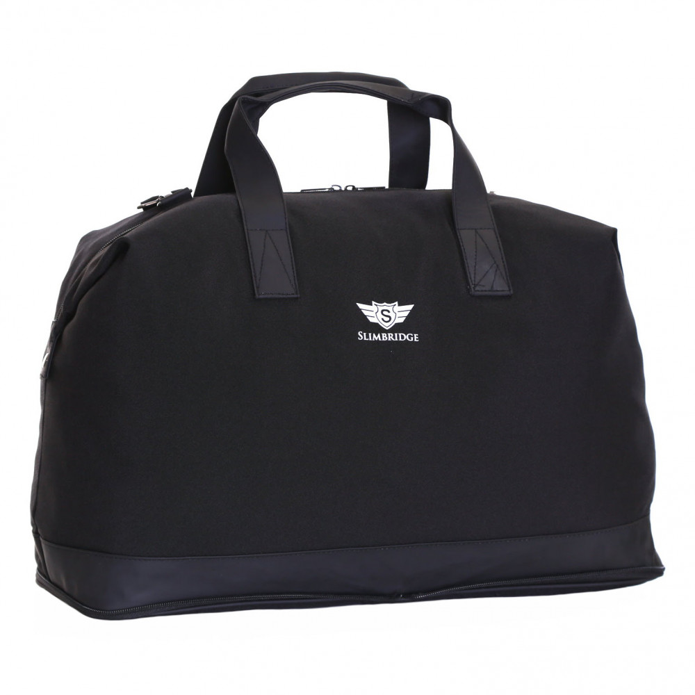 Slimbridge Tuzla Foldable Cabin Approved Bag, Black