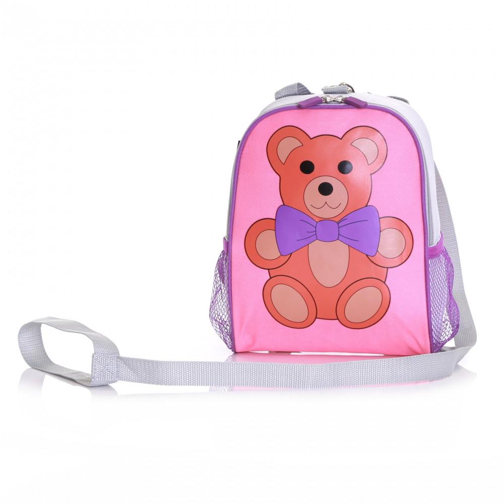 708780a495c5 Mackenzie Pink Glitter Backpack